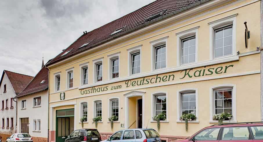Hotel Deutscher Kaiser Heidelberg