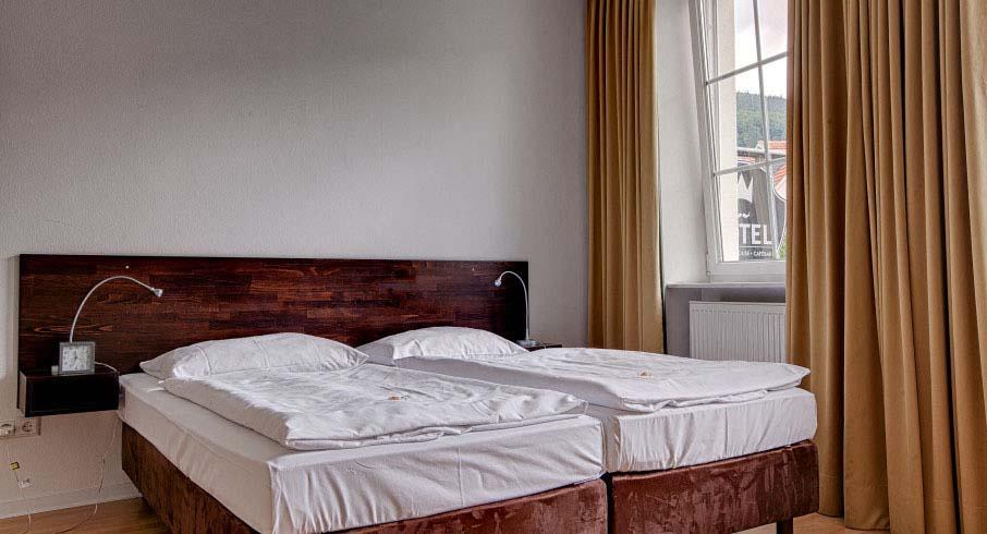 Heidelberg Hotelzimmer